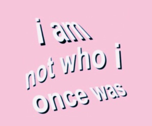 quote, pink, and aesthetic image