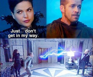 ️ouat, outlaw queen, and outlawqueen image