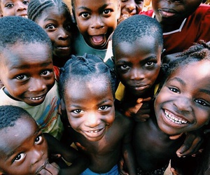 africa, black, and children image