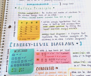 colors, university, and notes image