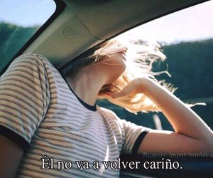 Chica, frases, and viajes image