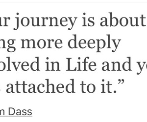 attached, deep, and journey image