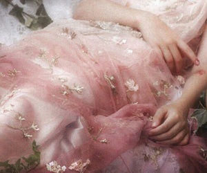 beauty, feminine, and pink image