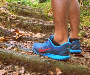nike, hiking, and sneakers image
