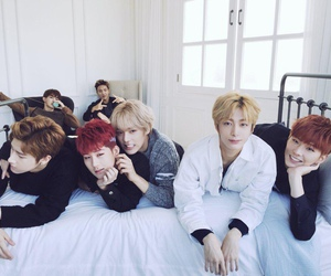 monsta x, i.m, and wonho image