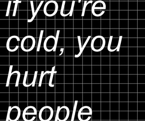 quotes, grunge, and cold image