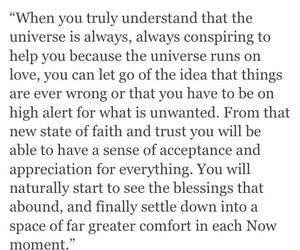 acceptance, always, and blessing image