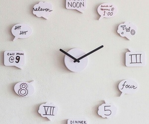 clock and diy image
