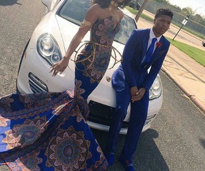 Prom and dress image