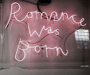 pink, romance, and light image