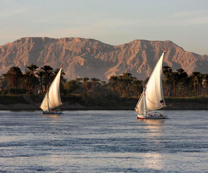 agatha christie, egypt, and river image