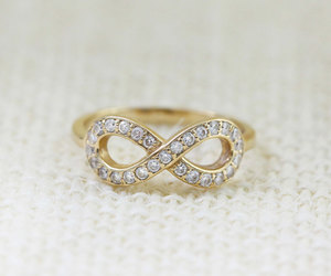 etsy, wedding ring, and promise ring image