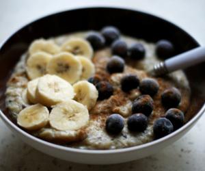 banana, breakfast, and food image