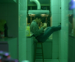 aesthetic, chungking express, and green image