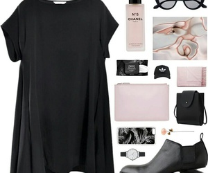 chanel, fashion, and outfits image