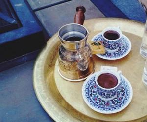 coffee, ️️️️turkiye, and قهوة image