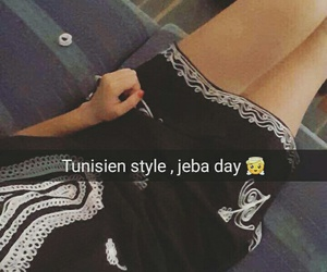 snap and jeba tunisien image