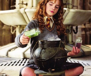 before, hermione granger, and movie image