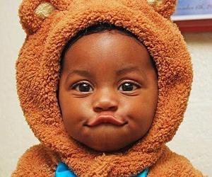babies, cute, and nigga babies image