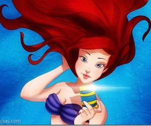 ariel and selfie image