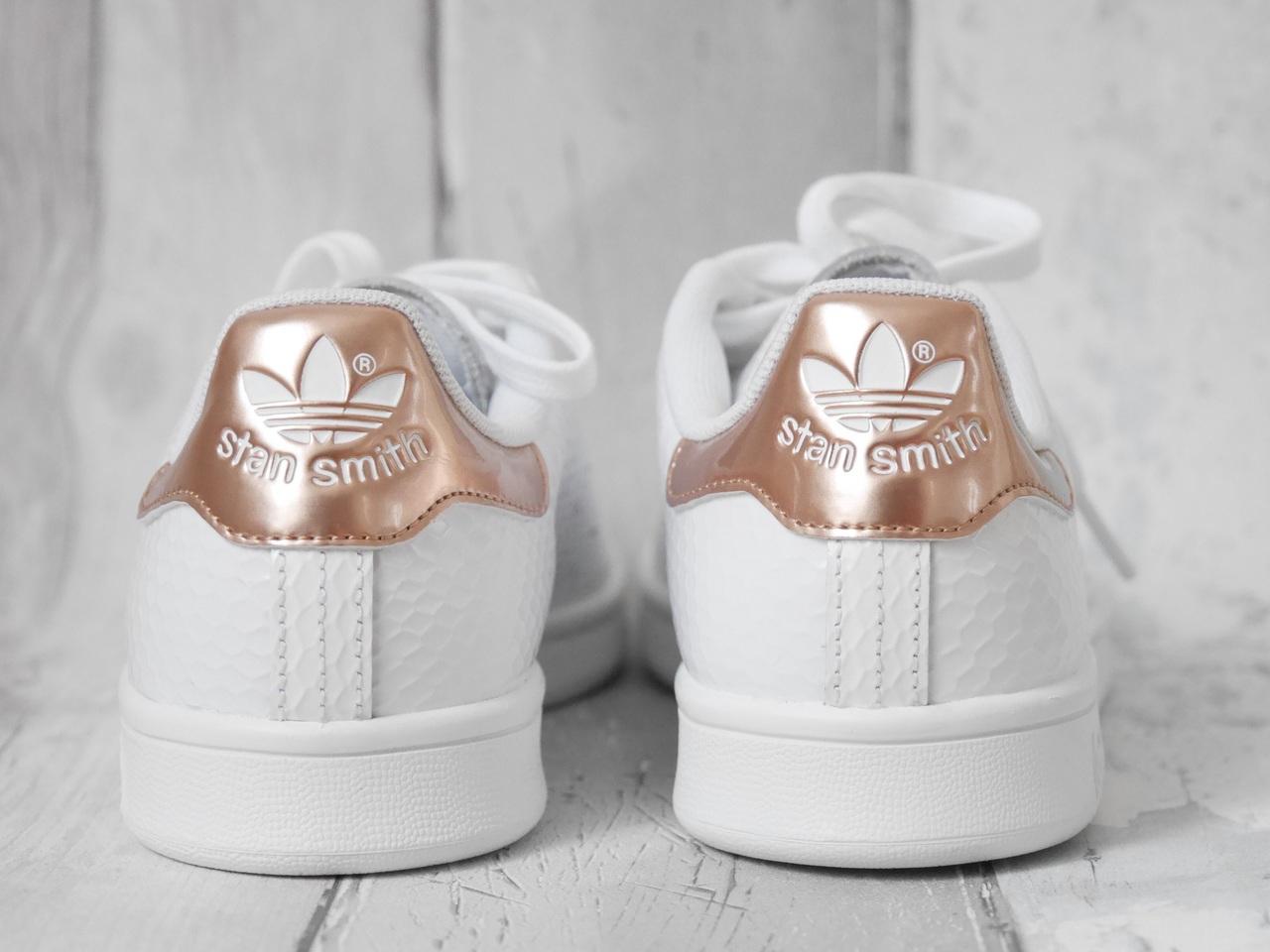 design distinctif sélectionner pour dernier choisir véritable Adidas Stan Smith rose gold / copper 💕 on We Heart It