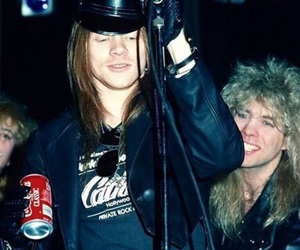 axl rose, Guns N Roses, and steven adler image