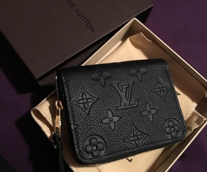 girly, happy, and Louis Vuitton image