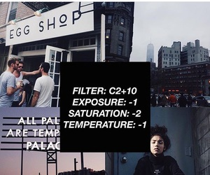 filter, vsco, and boy image