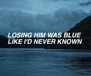 blue, quotes, and Taylor Swift image
