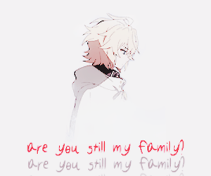 anime, owari no seraph, and seraph of the end image
