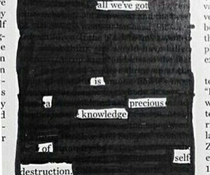 quotes, poetry, and black image