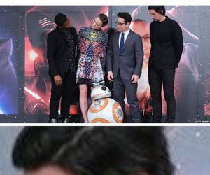 funny, star wars, and bb-8 image
