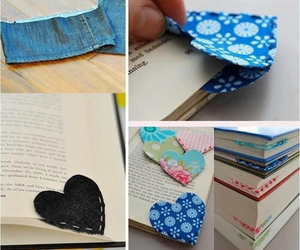 book, diy, and heart image