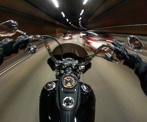 motorcycle and speed image