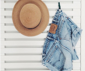 fashion, beach, and jeans image