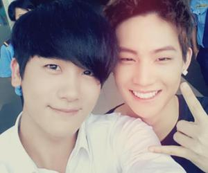 actor, JB, and kpop image