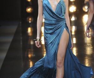 fashion, dress, and alexandre vauthier image