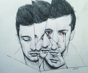 twenty one pilots, tyler joseph, and top image