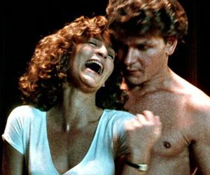 dirty dancing, couple, and cute image