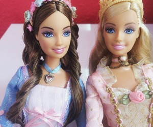 barbie, girl, and memories image
