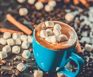 coffee, winter, and chocolate image