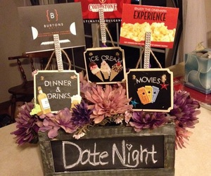 date, diy, and gifts image