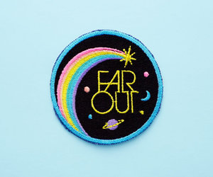 patch, blue, and space image
