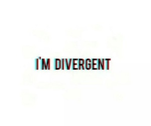 overlay, divergent, and transparent image