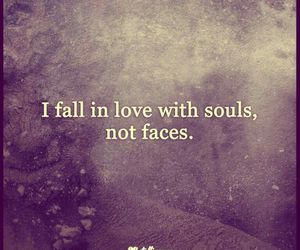 faces, fall, and quotes image