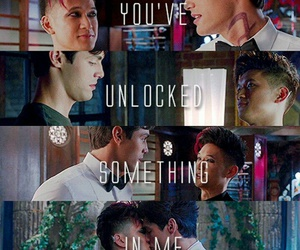 forever, alec lightwood, and shadowhunters image