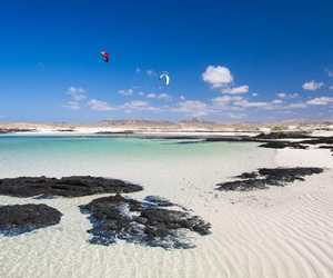 fuerteventura and summer image