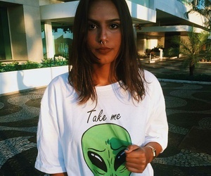 alien, girl, and style image