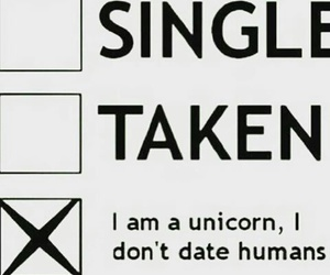 unicorn, single, and taken image