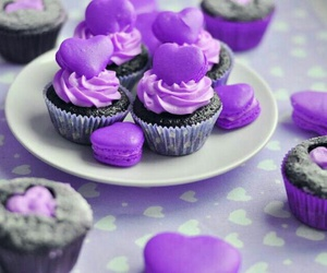 purple and sweet image